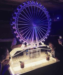 London Eye, Vodka, Luge