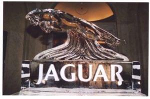 Jaguar, Product launch, 3D