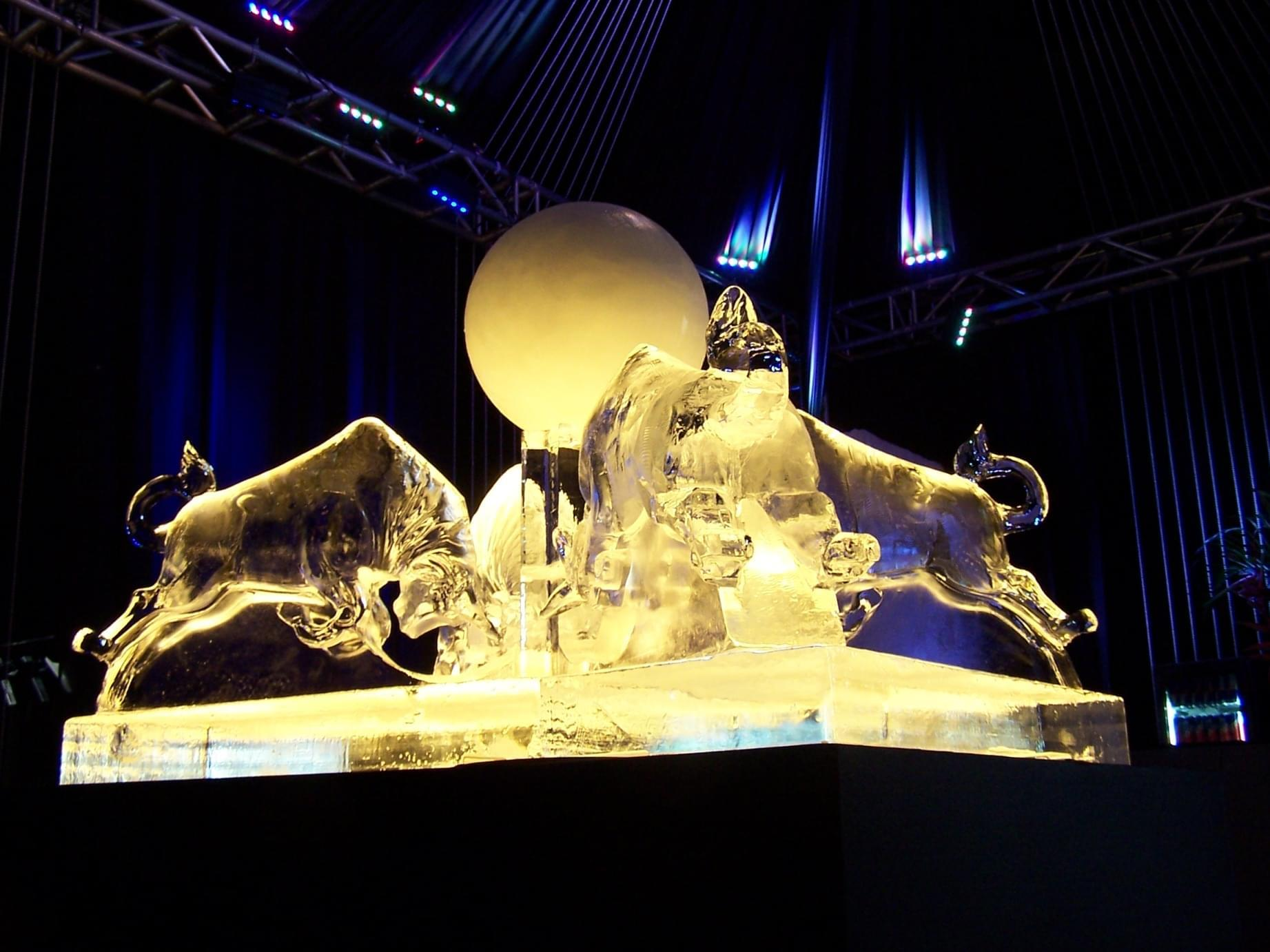 Bull, Product launch, 3D