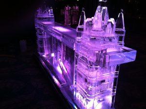 3m Tower Bridge Ice Bar