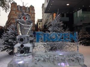 Snowman, Logo, Cubes