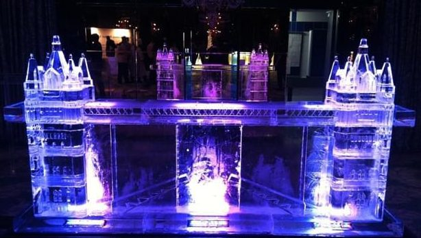Tower Bridge Ice Bar