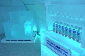 Igloo, Ice, Chair, Bar, House
