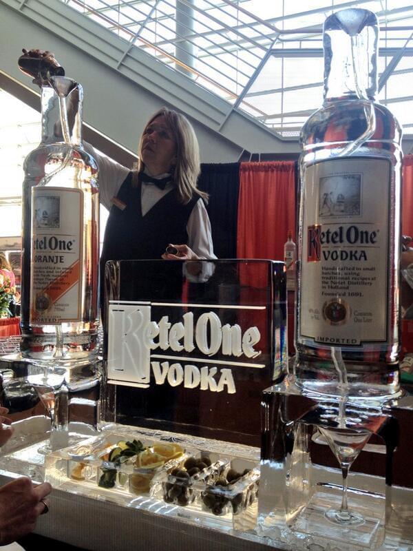 Bottle, Vodka, Luge