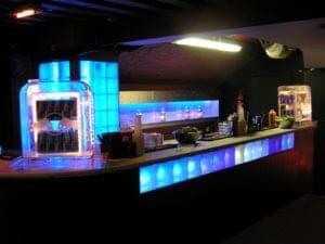 Ice, Bar, Fridge