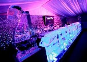 Ice, Bar