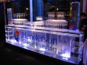Ice, Bar, Logo