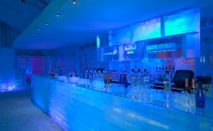 ICE SPACE main bar