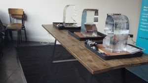 Ice Carving, Ice Sculpting Workshop