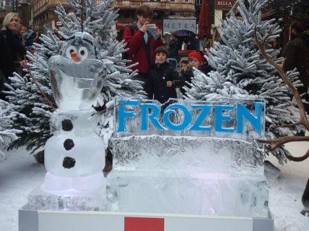 Frozen Premiere - Leicester Square