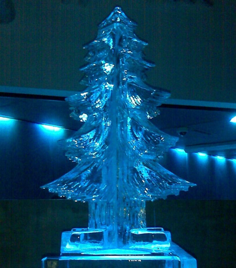 3D Christmas Tree (1m)