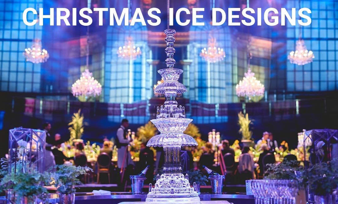 Christmas Ice Designs by Icebox