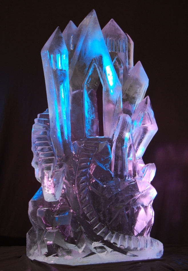Ice Palace Vodka Luge
