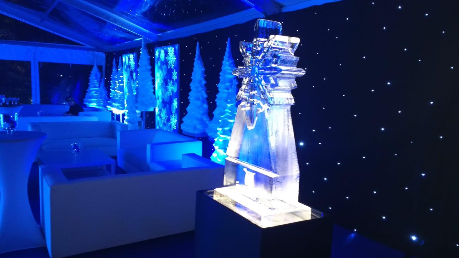 Snowflake - Christmas themed event